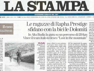 La Stampa 20-09-15