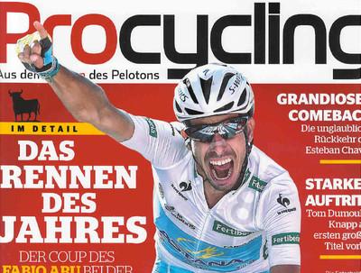 Procycling 11-2015